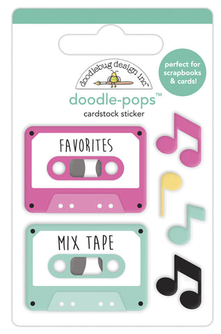Doodlebug Design - Our Song Doodle-Pops