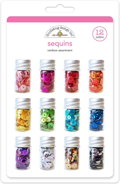 Doodlebug Design - Sequins Assortment Pack