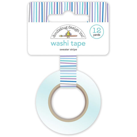 Doodlebug Design - Sweater Stripe Washi Tape