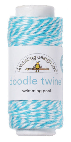 Doodlebug Design - Swimming Pool Doodle Twine