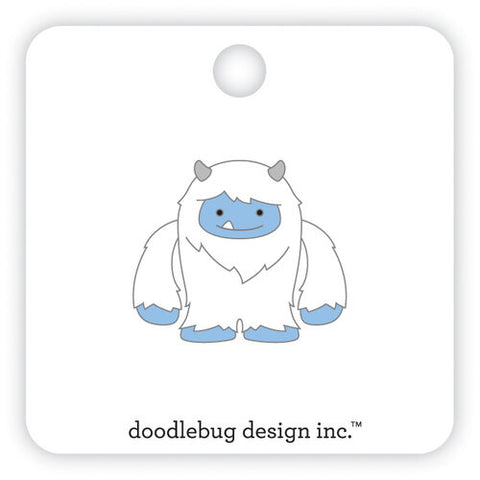 Doodlebug Design - Yeti Collectible Pin
