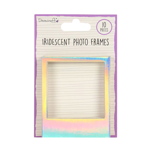Dovecraft - Iridescent Photo Frames