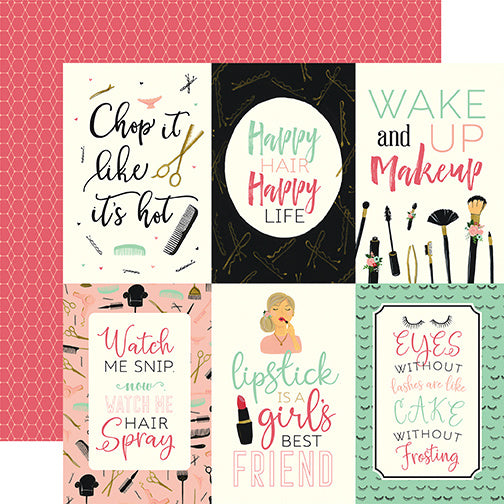 Echo Park - Salon 12x12 Inch Collection Kit