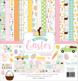 Echo Park - Welcome Easter 12x12 Inch Solids Paper Pack