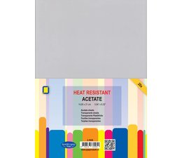 Jeje - Acetate sheets A5 Heat Resistant