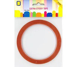 Extra Sticky Tape 6mm