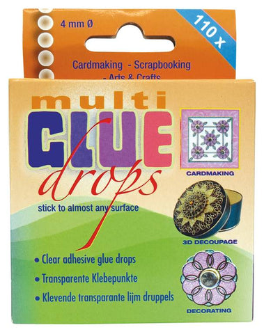 JEJE Produkt - Multi Glue Drops Ø 4 mm