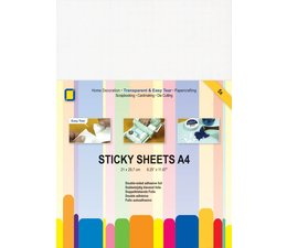 Jeje - Sticky sheets A4