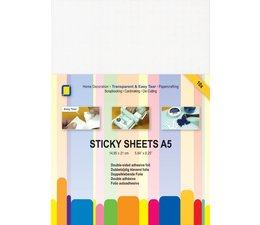 Jeje - Sticky sheets A5