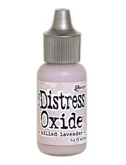 Tim Holtz Distress® Oxide® Re-Inker Milled Lavender, 0.5oz Re-Inker Tim Holtz