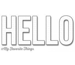 My Favorite Things - Die Namics Hello