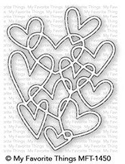 My Favorite Things - Hearts Entwined Die-Namics