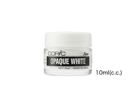 Copic - Opaque White 10ml