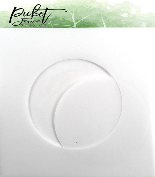 Picket Fence Studios - 3.5 Inch Circle Stencil
