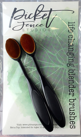 Picket Fence Studios - Life Changing Blending Brushes (2pcs)