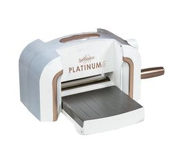 "Spellbinders Platinum 6"" Die Cutting And Embossing Machine"