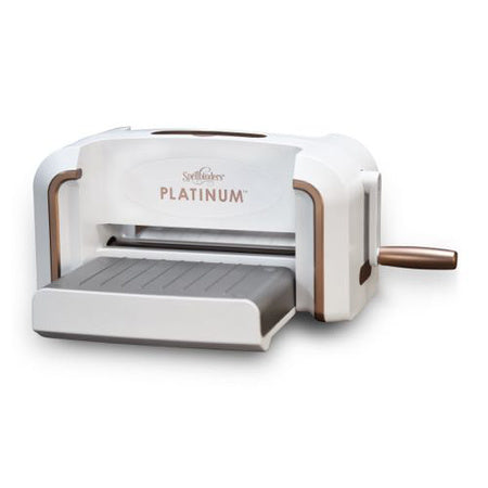 "Spellbinders Platinum 8.5"" Die Cutting And Embossing Machine"