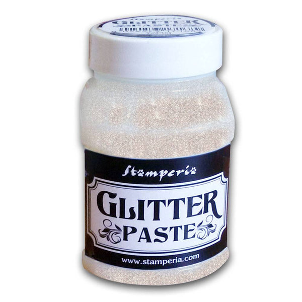 Stamperia - Glitter Paste Transparent Iridescent