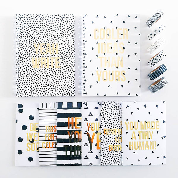 Studio Stationery - Notebook Cooler ideas