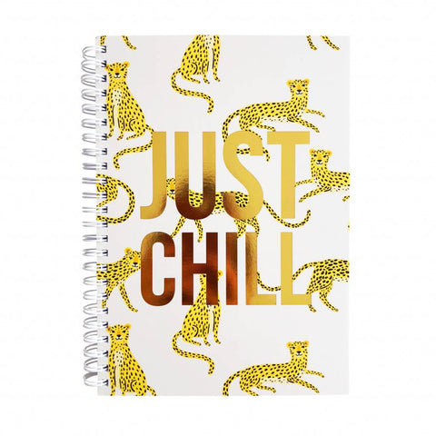 Studio Stationery Notebook Just chill