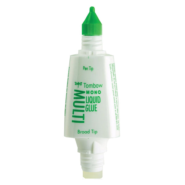 Tombow - liquid glue multi MONO with two tips blister