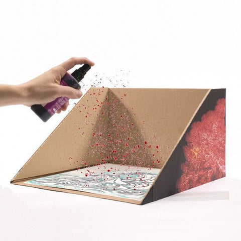 Vaessen Creative - Splatter Box