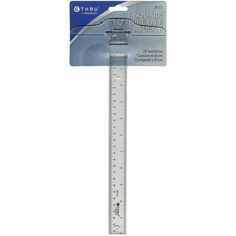 Westcott - Junior T-Square Ruler 30cm / 20""