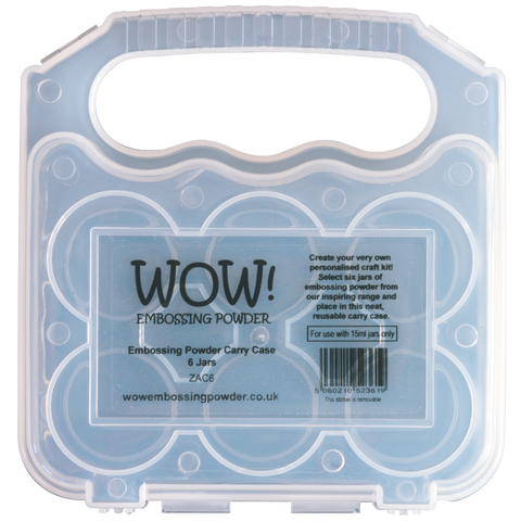 WOW! - Embossing Powder Storage Case (Empty)