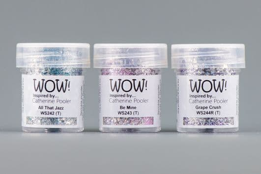 WOW! - Trio Embossing Powder Forever 13