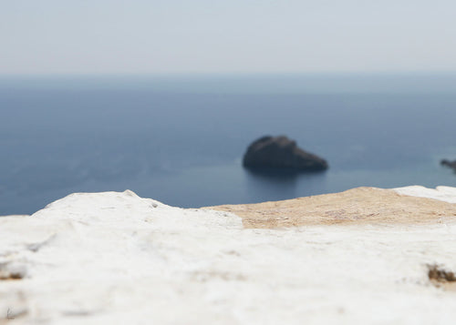 Separation. Amorgos. Greece.