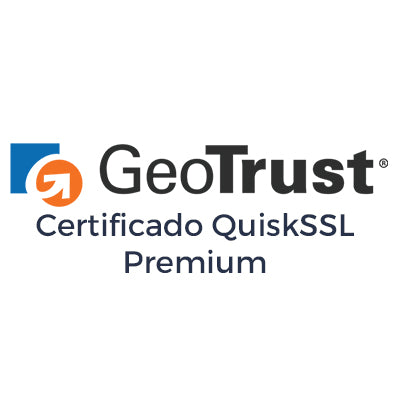 Certificado SSL GeoTrust SSL QuickSSL Premium