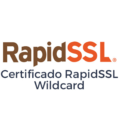 Certificado SSL RapidSSL Wildcard