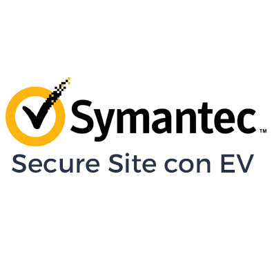 Certificado SSL Symantec SSL Secure Site con EV