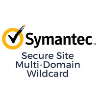 Certificado SSL Symantec SSL Secure Site Multi-Domain Wildcard