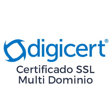 Certificado SSL DigiCert SSL Multi Dominio