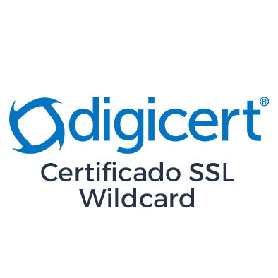 Certificado SSL Digicert SSL Wildcard
