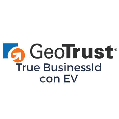 Certificado SSL GeoTrust SSL True BusinessID con EV