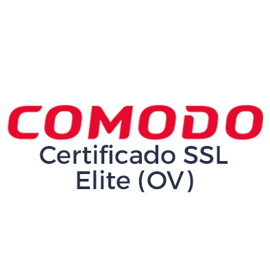 Certificado SSL Elite (OV)