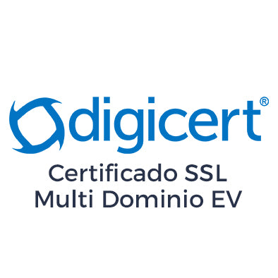Certificado SSL Digicert SSL Multi Dominio EV