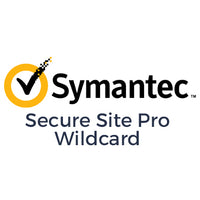 Certificado SSL Symantec SSL Secure Site Pro Wildcard