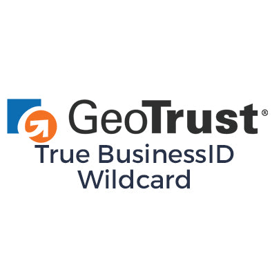 Certificado SSL GeoTrust SSL True BusinessID Wildcard