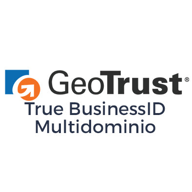 Certificado SSL GeoTrust SSL True BusinessID Multidominio