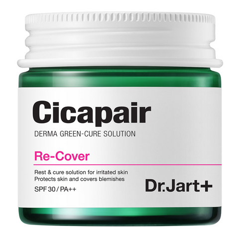 Dr. Jart ~ Crème visage Cicapair Re-Cover