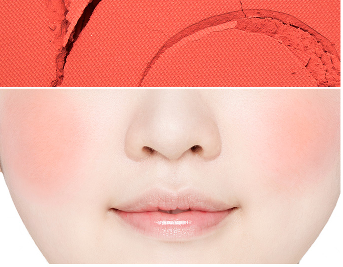 Cosmetique Coreen Etude House Maquillage Blush Cushion