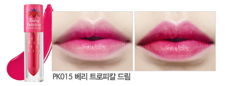 Cosmetique Coreen Etude House Maquillage Tint a Levres