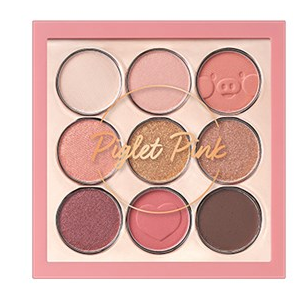 TONY MOLY ~ Perfect Eyes Mood Eye Palette Pigelet Pink Fards à paupières