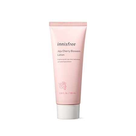 INNISFREE ~ Jeju Cherry Blossom Lotion