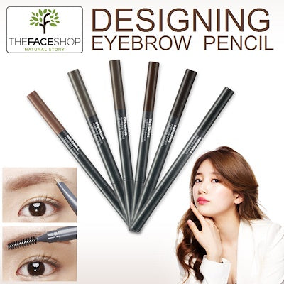 Cosmetique Coreen The Face Shop Maquillage Yeux Eyebrow