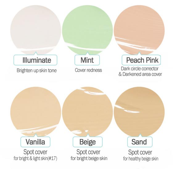 Cosmetique Coreen Etude House Maquillage Cushion