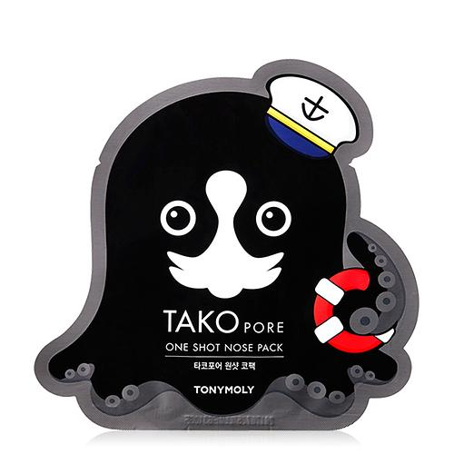 TONY MOLY ~ Tako Pore One Shot Nose Pack
